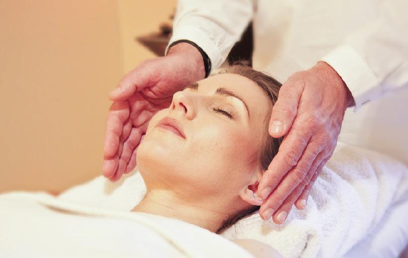 masaje craneal
